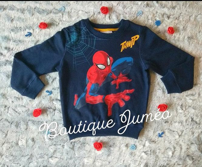Pull Spiderman 6 ans