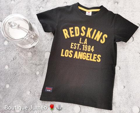 T-shirt Redskins