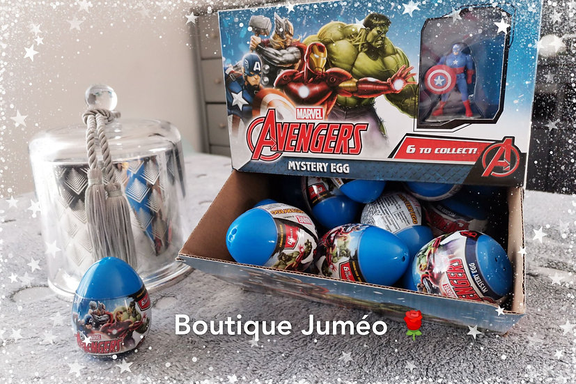 Oeuf surprise Avengers