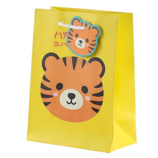 Petit sac cadeau TIGRE