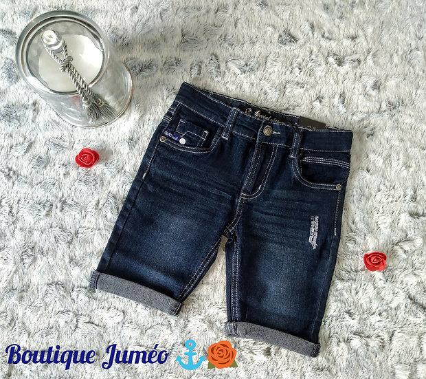 Short en jean marque RG