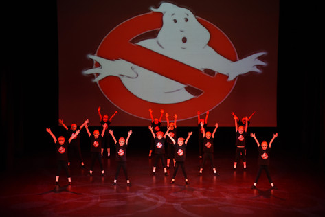 "'Ghostbusters"" - Wednesday Jazz"