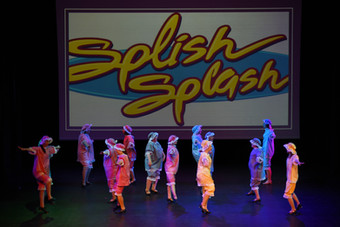 """Splish Splash""- Thursday Tap Groups"