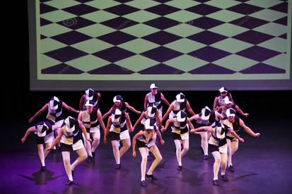 """Land of 1000 Dances""- Adult Jazz"