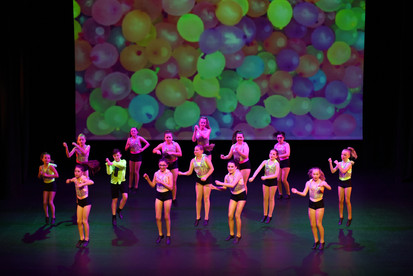 """""""I feel better when I'm dancing"""" - Thursday Jazz Group"""