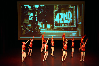 """42nd Street"" - Senior Monday Class"