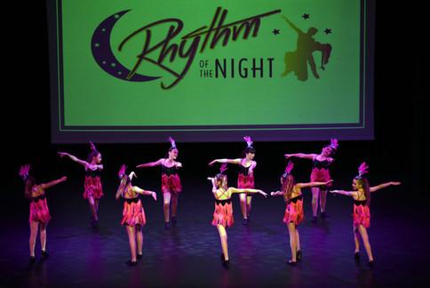 """Rhythm of the Night"" - Jazz Group"