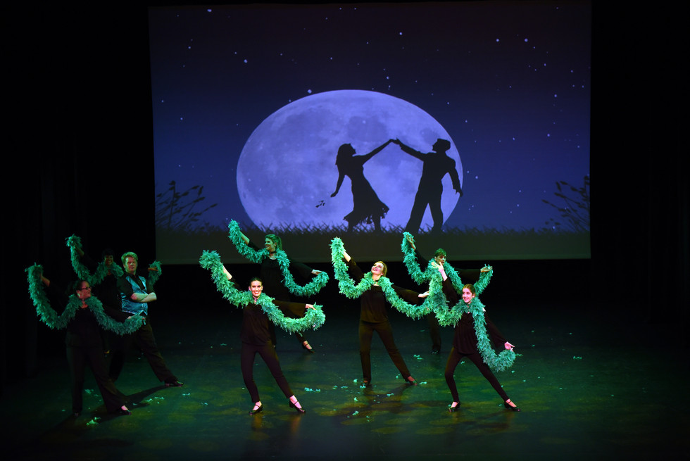 """""""What a little Moonlight can do""""- Tuesday Advanced Tap"""