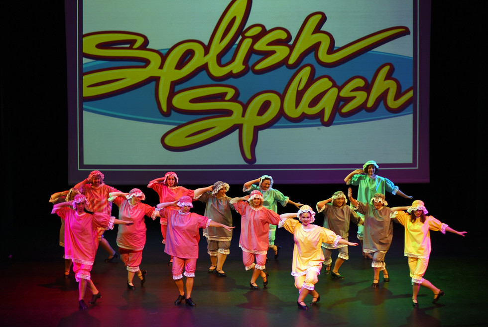 """Splish Splash"" - Thursday Tap Groups"