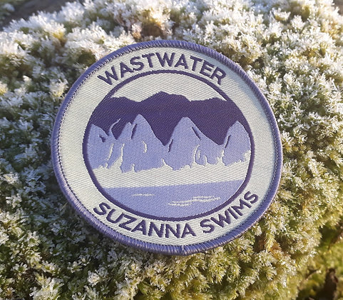 Wastwater swim badge
