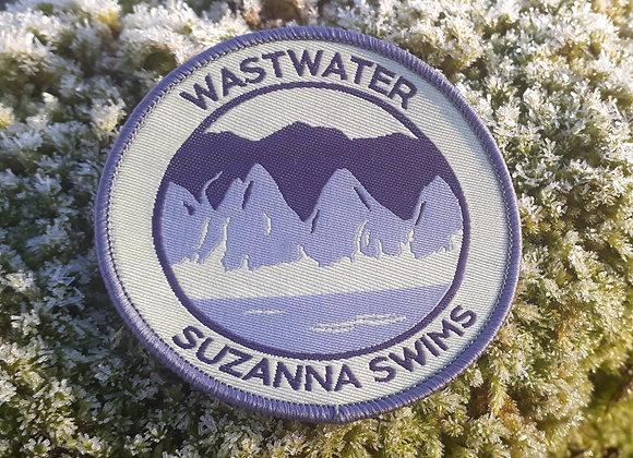 Wastwater swim badge