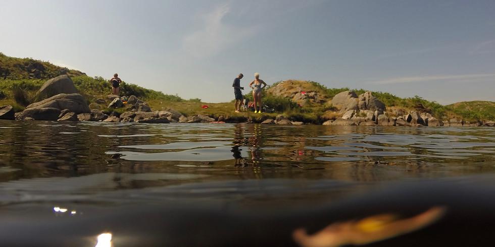 Eskdale Wild Swimming Walk - October