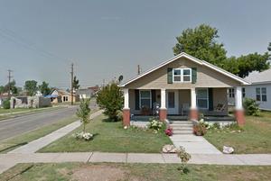 2202 Moffett Avenue in Joplin, Missouri - Home of Victor and Myrtle Rawlings
