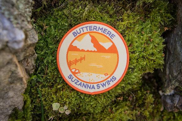 Buttermere swim badge