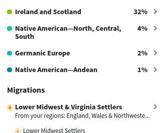 AncestryDNA Rolls Out New Ethnicity Estimates