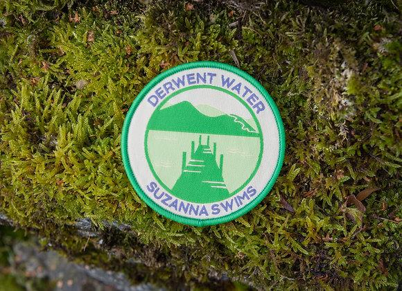 Derwent Water swim badge