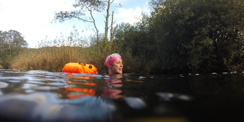 Wild swimming and mental health: In conversation with Isabel Hardman