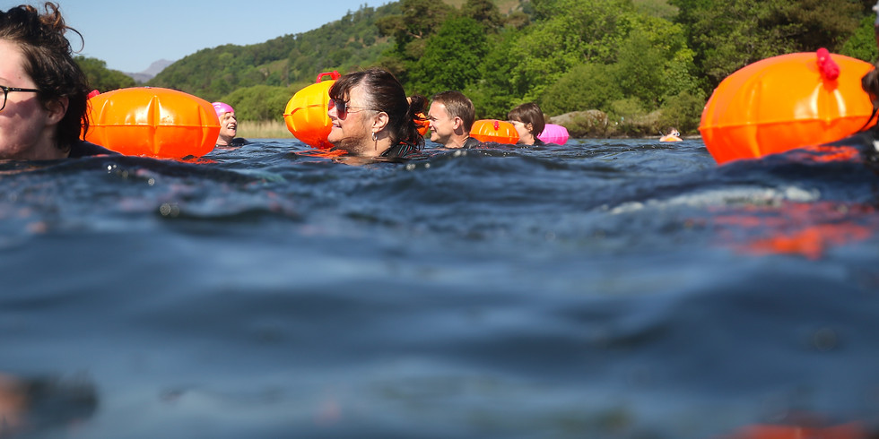 Swimming Wild - Beginners Session