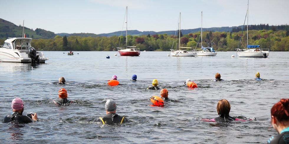 Swimming Wild Beginners - September