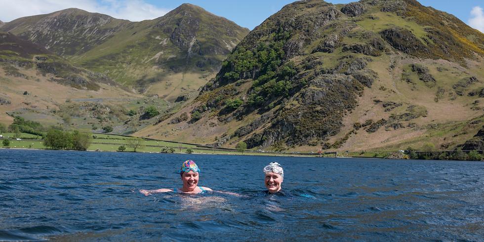 Rannerdale Bluebells swim and walk