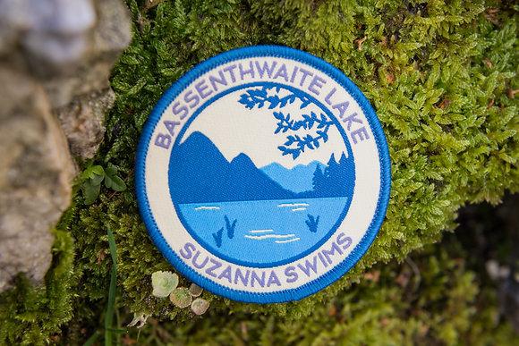 Bassenthwaite Swim Badge