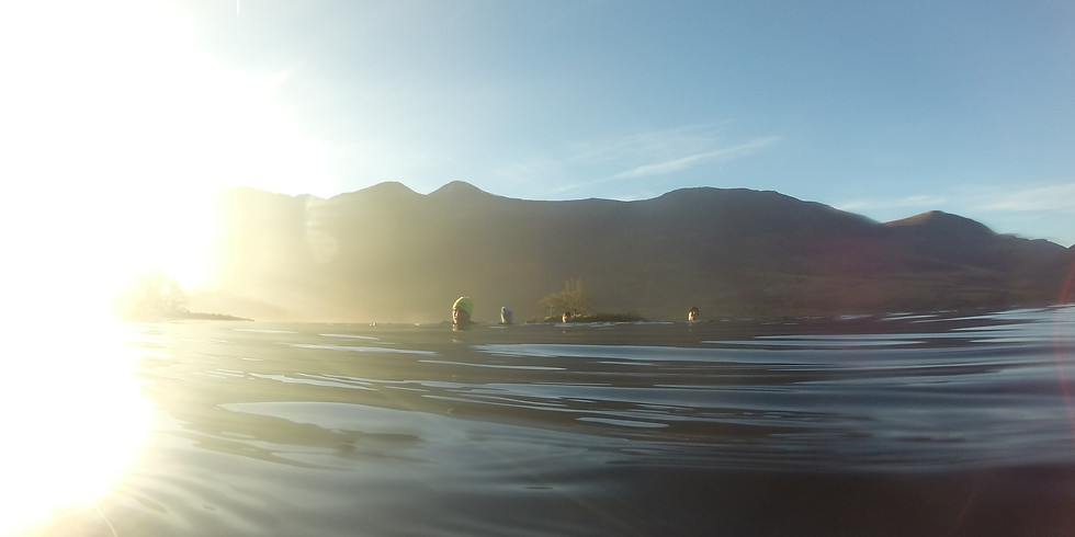 Winter Solstice Swim (Saturday)