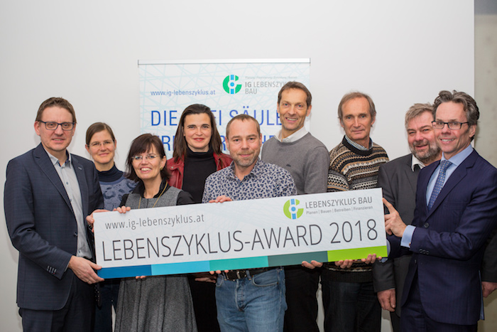 Lebenszyklus-Award