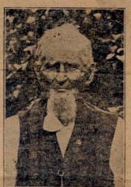 Captain VanZandt of Kirbyville, Missouri; veteran of the Mexican War