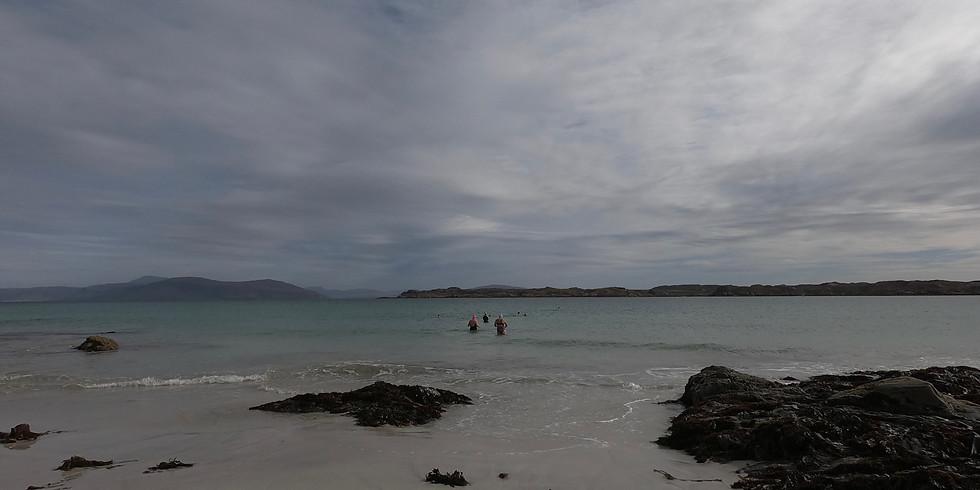 Swimming Wild on the Isle of Mull