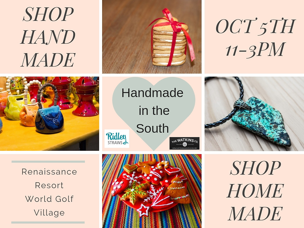 Handmade in the South Event Application