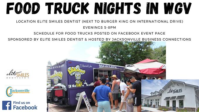 Food Truck Nights in WGV