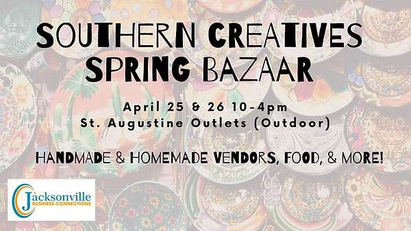 Southern Creatives Sprin Bazaar