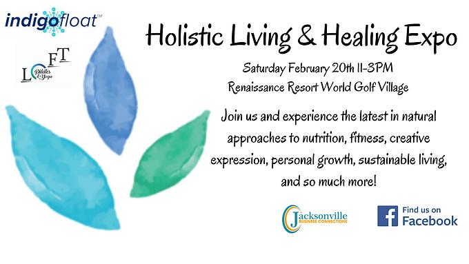 Holistic Living & Healing Expo
