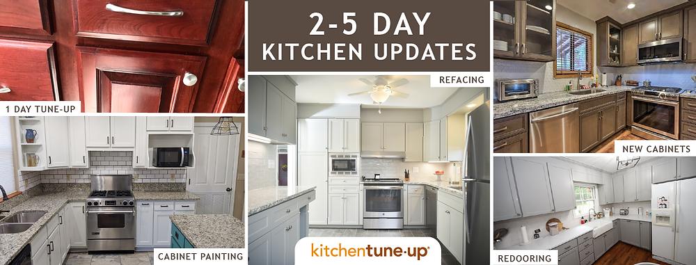 Kitchen Tune-Up in 2-5 Days!!