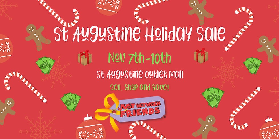 Just Between Friends Holiday Kids Consignment Sale