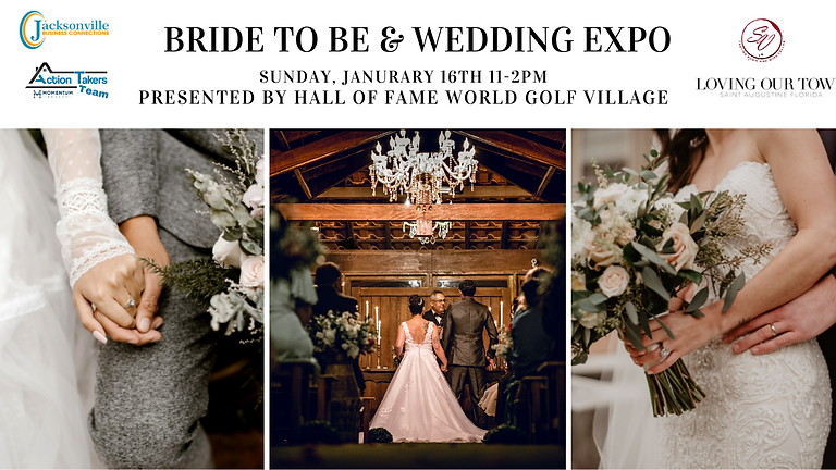 Bride to Be & Wedding Expo Presented by World Golf Hall of Fame