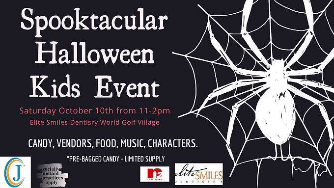 Spooktacular Halloween Kids Event