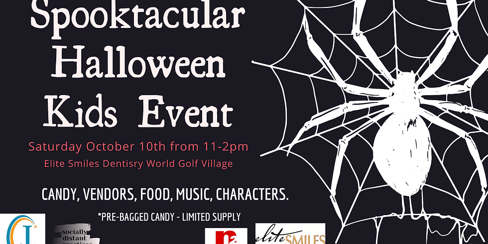 Spooktacular Halloween Kids Event