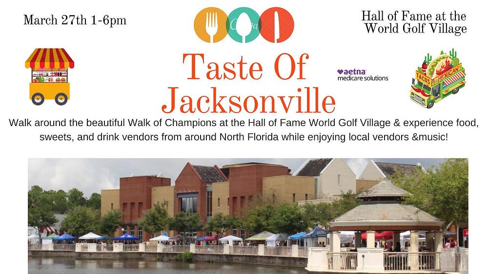Save the Date: Taste of Jacksonville