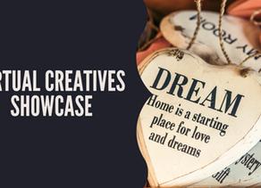 Monthly Virtual Creatives Showcase Vendor Application