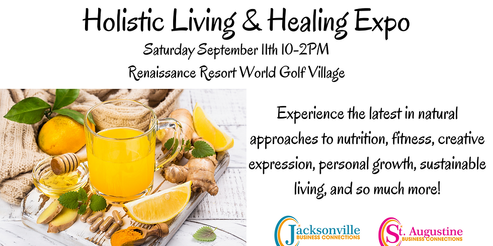 Holistic Living & Healing Expo
