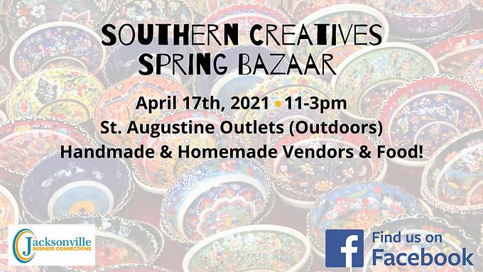 Southern Creatives Spring Bazaar