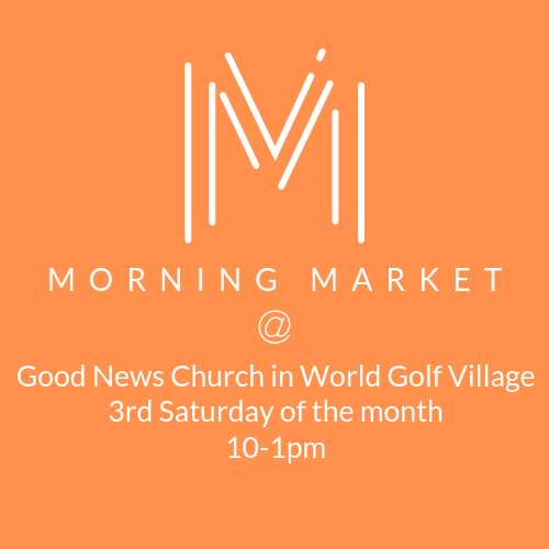Saturday Farmer's Market at World Golf Village Application