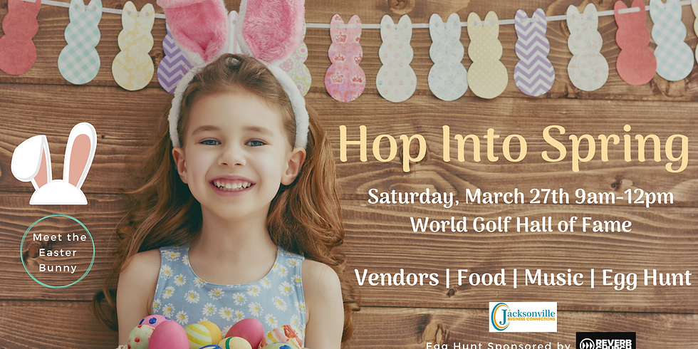 3rd Annual Hop Into Spring Fest
