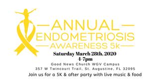 3rd Annual End Endo 5k