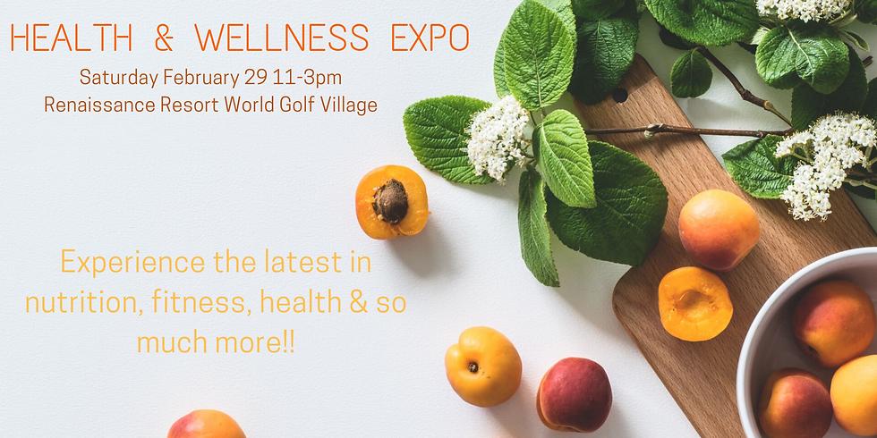 Health & Wellness Expo