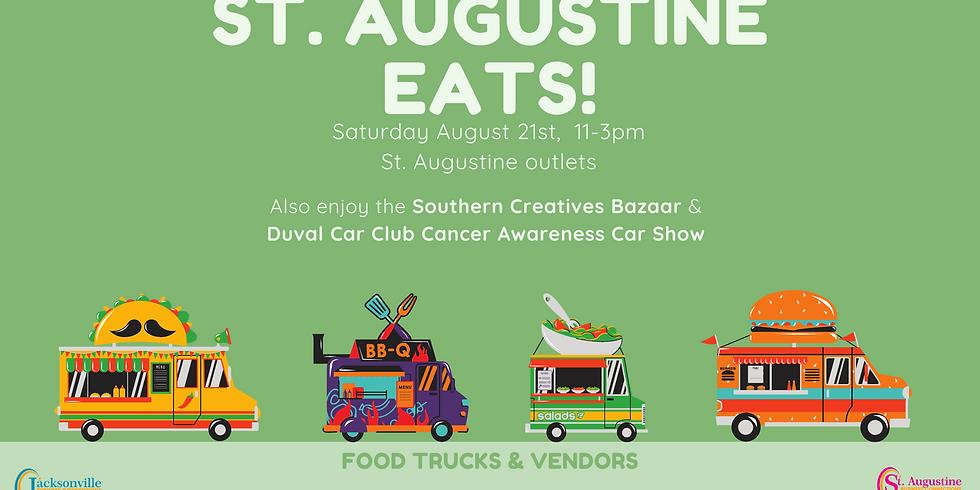 St. Augustine Eats - Food Event