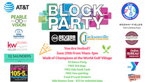 Block Party Event