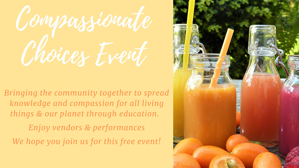 Compassionate Choices Event