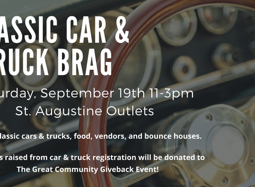 Sponsors/Vendors: Car & Truck Brag Event Vendor Application